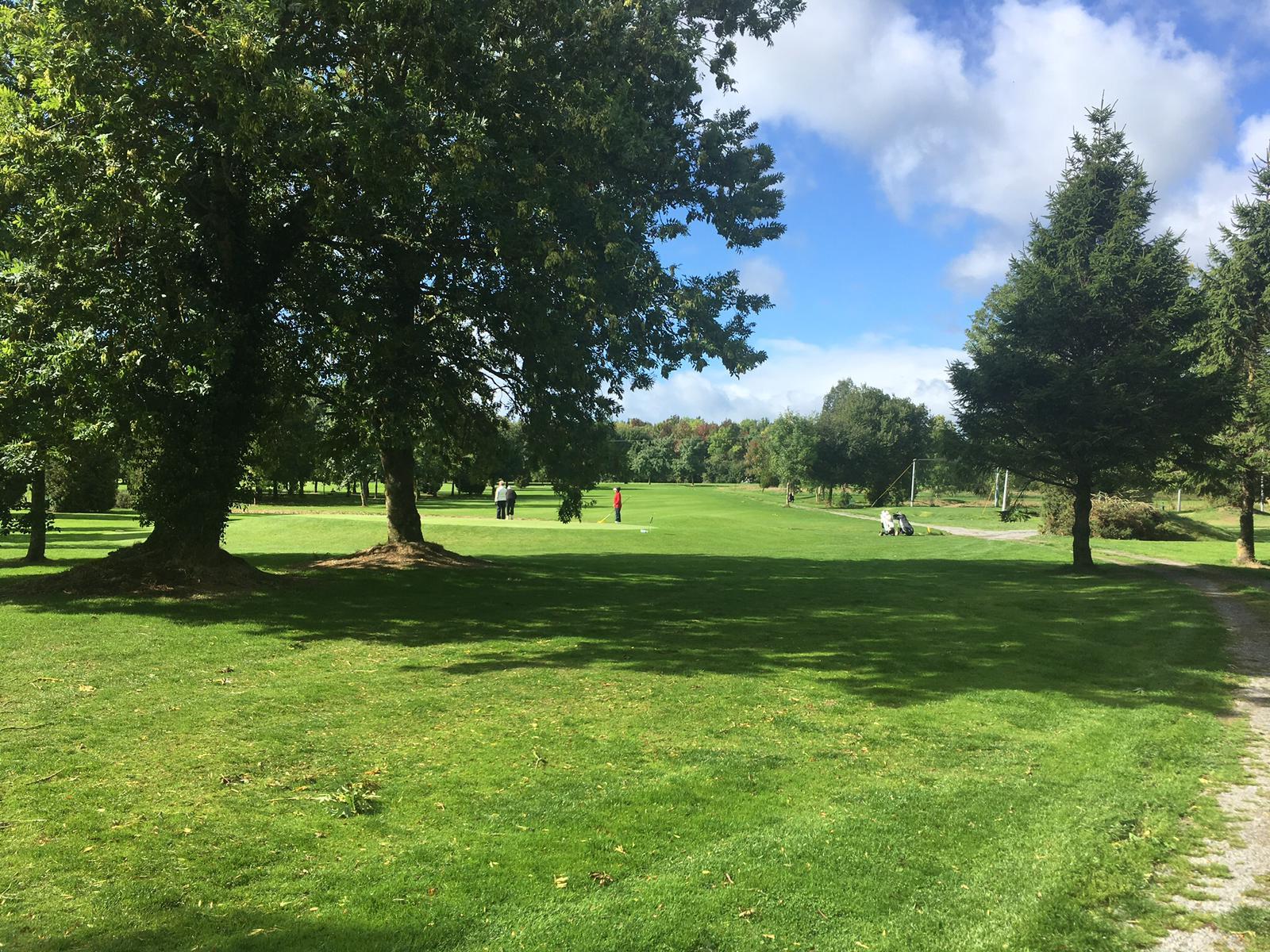 Slievenamon Golf Club green way